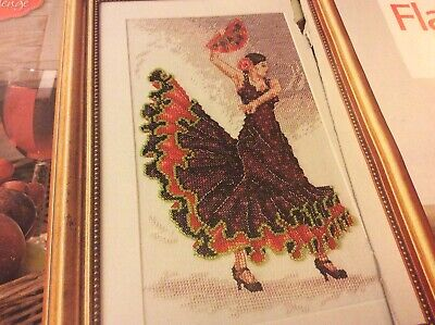 Spanish Flamenco Dancer Cross stitch chart Only (901) for sale  Shipping to South Africa