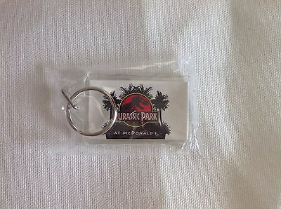 Rare Jurassic Park At McDonald's Key Ring