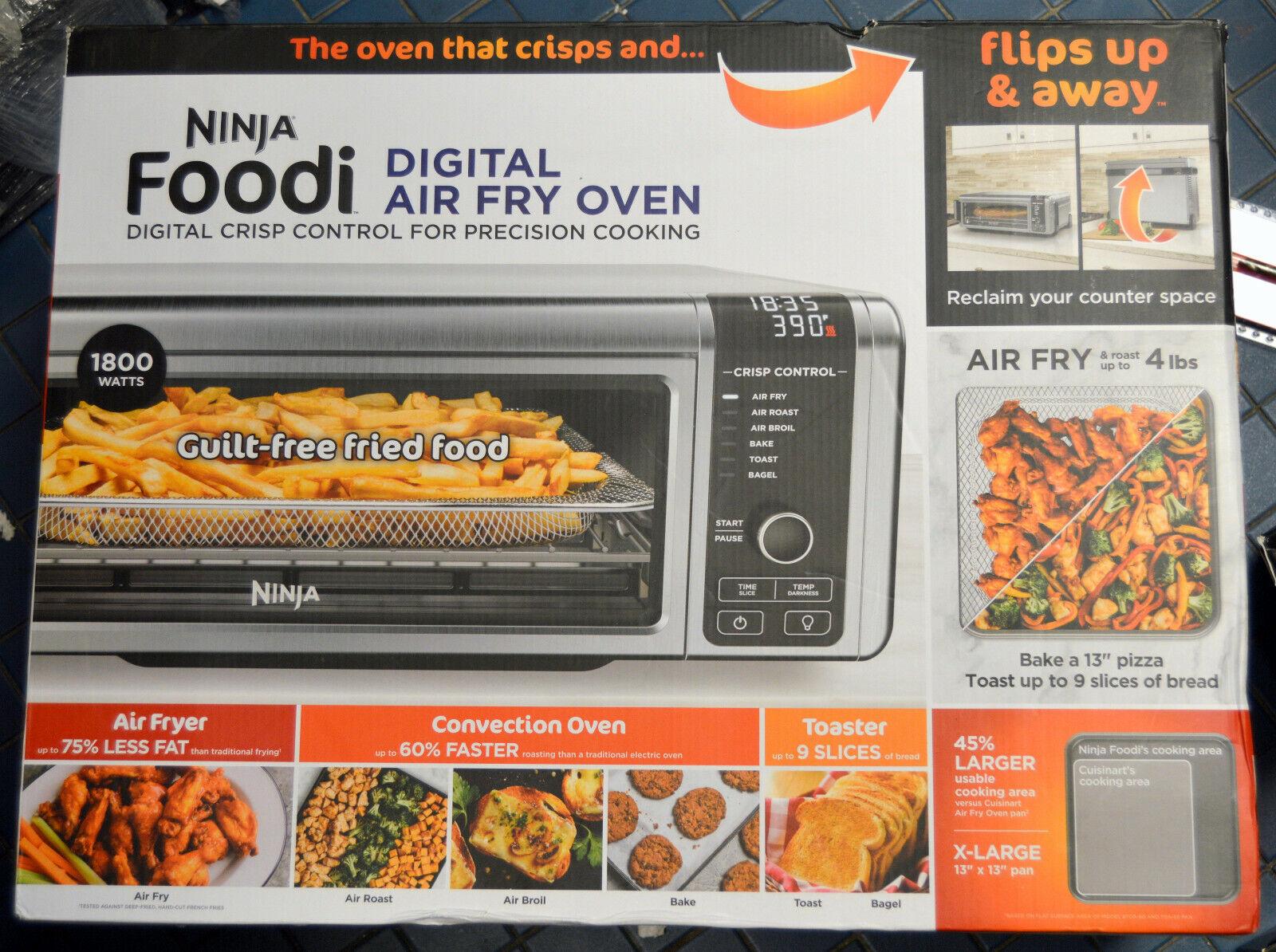 Ninja Foodi SP100 Digital Air Fryer Oven Convection Oven Toa