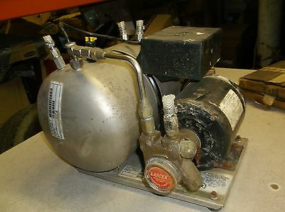 Lancer 85-1923 325p251 Carbonator Motor Assembly Model 6100 1725 Rpm 13 Hp