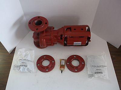 New Bell Gossett 2 Nfi Hot Water Circulator Pump 16 Hp 115v J8t