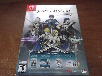 Brand New Fire Emblem Warriors Special Edition Nintendo Switch