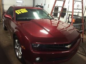 2011 Chevrolet Camaro 1LT-SUNROOF!!!