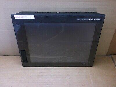 Gt1685m-stbd Mitsubishi Hmi Touchscreen Interface Gt1685mstbd
