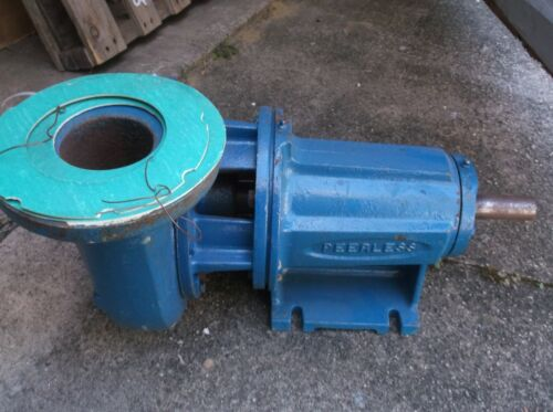 STERLING PEERLESS CENTRIFUGAL PUMP F2-830A