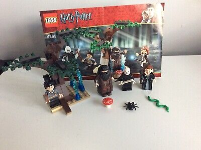 Lego Harry Potter 4865 The Forbidden Forest 100% Complete VGC