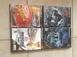 PlayStation 2 games  Cambridge Kitchener Area image 1