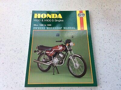fast despatch full Honda H100S H100A gasket set complete 1980-1993