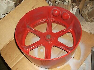 Farmall F-20 Belt Pulley Very Decent