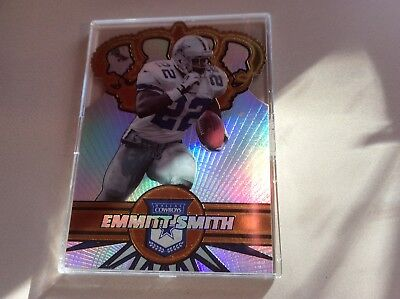 Used, Emmitt Smith - 1997 Pacific Gold Crown Die Cuts #8 for sale  Fort Worth