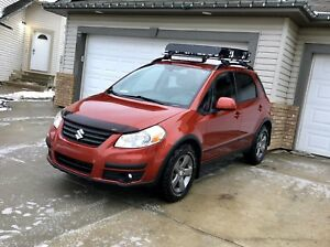 !! ONE OF A KIND Suzuki SX-4 2WD / AWD / 4WD !! FIRST OWNER !!