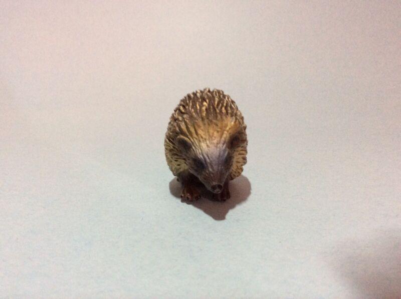 Schleich Hedgehog Toy Figurine Collectible 2004