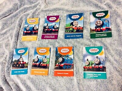 Thomas & Friends 8 Books Special Collection Hardcover Box Set