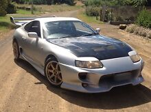 Mk4 Toyota Supra - *Priced to Sell* Hobart CBD Hobart City Preview