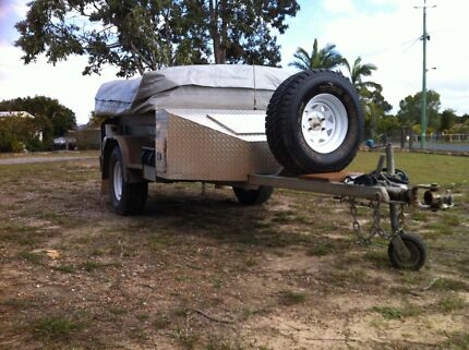 Abl heavy duty off-road camper trailer Caboolture Caboolture Area Preview