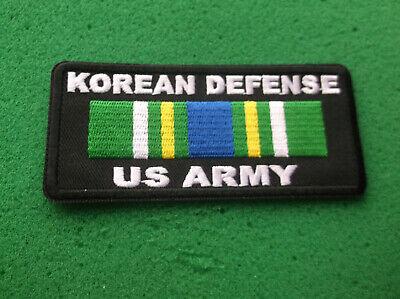 Korean Defense US Army Patch
