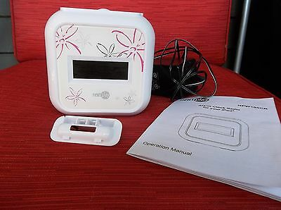 Nextplay Dock & Clock Alarm Clock Radio for your Ipod IN BOX!!