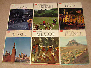 Vintage Life World Library 6 Volume Set In Excellent Condition