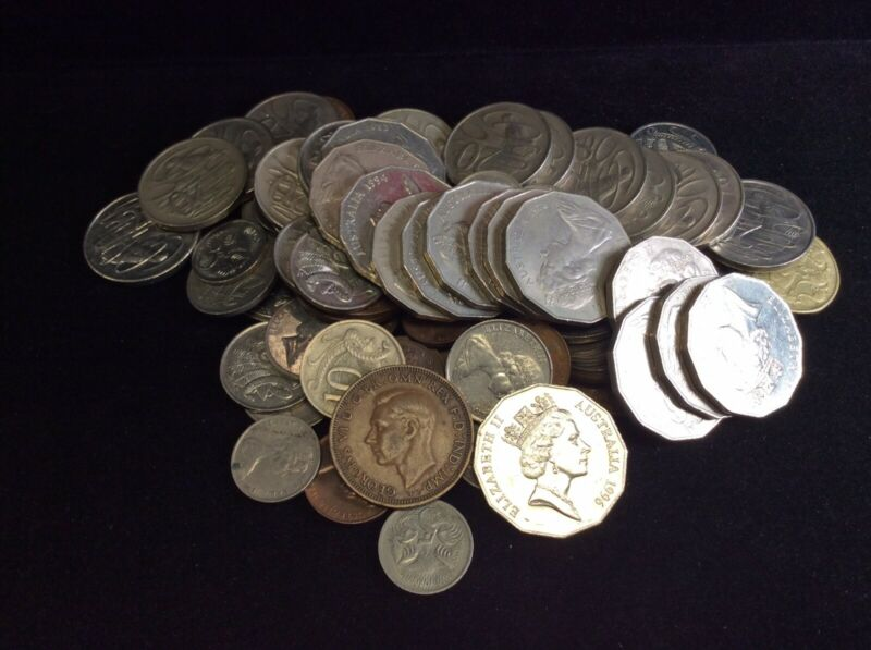 Australian Coin Money; $14.63.5 Face Value