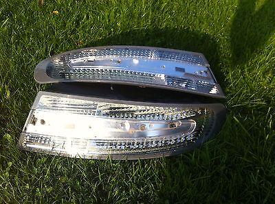 Aston Martin DB9 / DBS / V8 / V12 / Vantage Clear Rear Lights