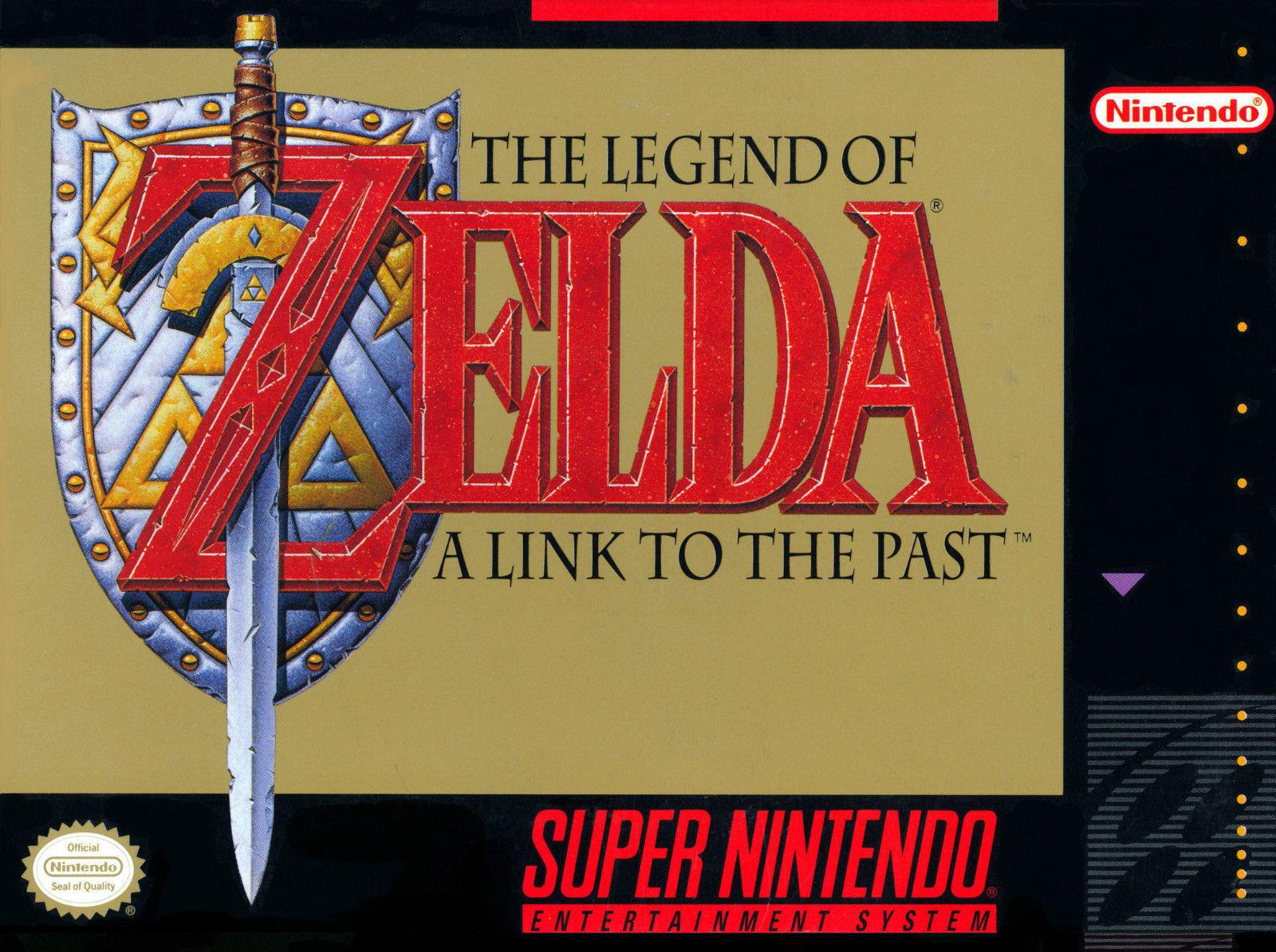 Game boy color legend of zelda - The Legend Of Zelda A Link To The Past