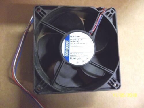 Muffin fan, vanaxial, 18-28 VDC mfg. 5,000 RPM. Mfg.:Pabst