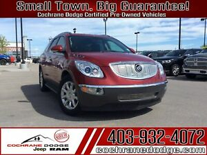 2012 Buick Enclave CXL AWD- Great shape!