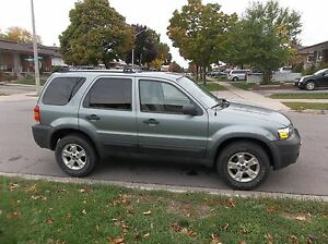 2007 Ford Escape SUV, Crossover (comes with SAFETY and EMISSION)