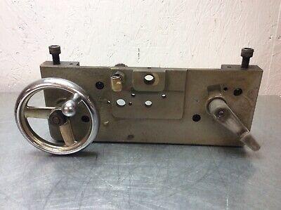 12 Atlas Craftsman Commercial Lathe Apron Assy Traverse Gear Half Nuts 005-006