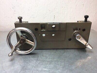 12 Craftsman Commercial Metal Lathe Apron Assy Traverse Gear Half Nuts 101