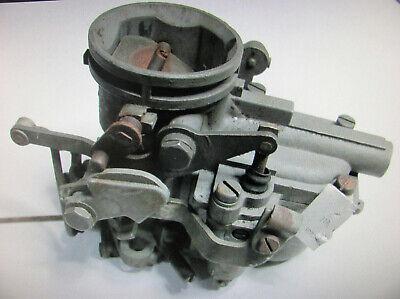 Zenith Vn Carburetor International Harvester 3444 Tractor