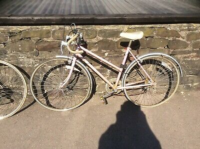 Vintage Raleigh Prima Bike