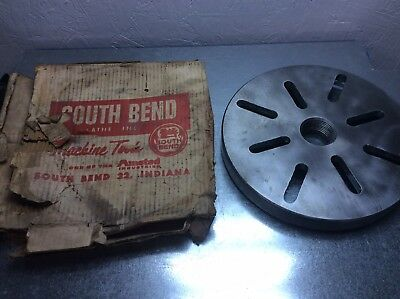 South Bend Cl2180t Face Plate With Box
