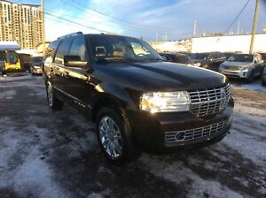 2014 Lincoln Navigator LIMITED EDITION /  LEATHER / NAV / S/ ROO