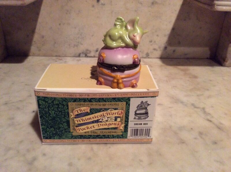 Pocket Dragons: Dream Box: mint condition