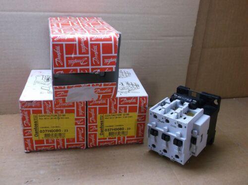 037H0080-23 Danfoss NEW In Box 110VAC 52A Contactor Relay 037H008023