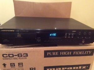 Marantz CD63 CD Player