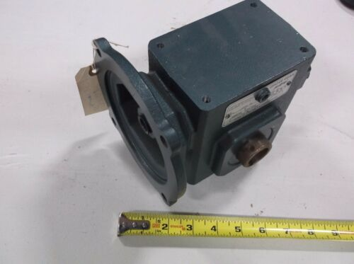 GROVE GEAR FLEXALINE SPEED REDUCER, MODEL HM0218-1, RATIO 15:1, GEARBOX