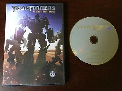 Transformers - Beginnings - DVD - Widescreen - Walmart Exclusive