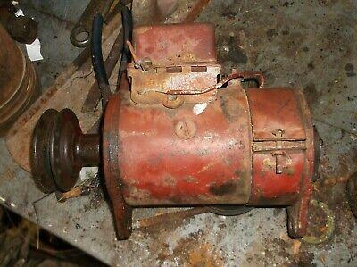 Farmall Generator 6 Volt 1101355 H Sh M Sm For Parts Or Rebuild