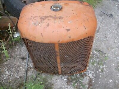 Allis Chalmers Wd Wd45 Grille From Wd Tractor Rat Rod Man Cave