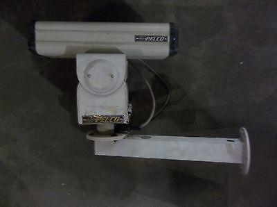 Javelin Vidichip Cctv Camera Je-7742a Class 2 Power Supply Pelco Enclosure 3r 8