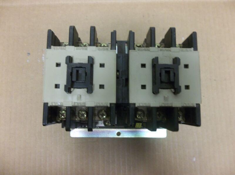 MITSUBISHI REVERSING CONTACTOR S-U50GW SU50GW 100/110V COIL 3.7kW 220V