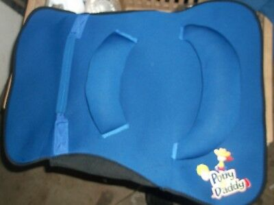 """Pony Up Daddy The Original """"Daddy Saddle"""" Ages 2 & Up, used for sale  Land O' Lakes"""