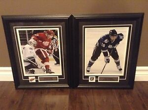 Dan Cleary and Teddy Purcell 8x10 photos