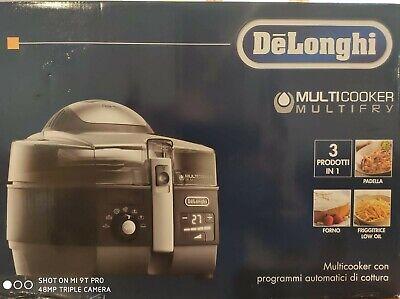 DE LONGHI Multicooker Multifry FH1394/2.BK