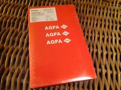 Agfa Dentus Ortholux Cassette 15x30 New Rl Dated