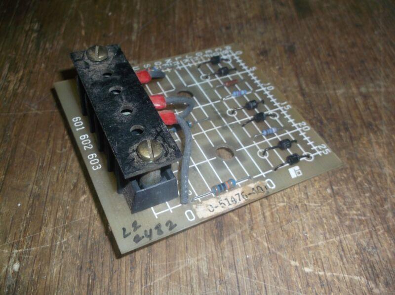 ABB Circuit PCB Board Card 601 602 603 0-51476-10 705354-9A *FREE SHIPPING*