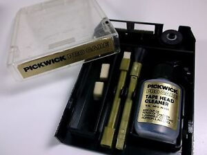 Used-Pickwick-Pro-Care-8-Track-TAPE-HEAD-CLEANER-kit