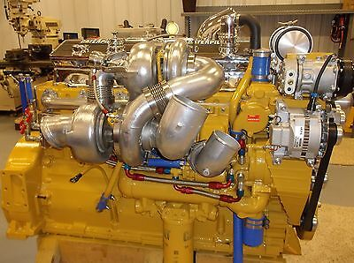 3406 CATERPILLAR 700 HP***** SHOW ENGINE****